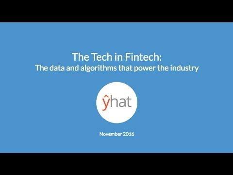 Yhat Fintech Webinar