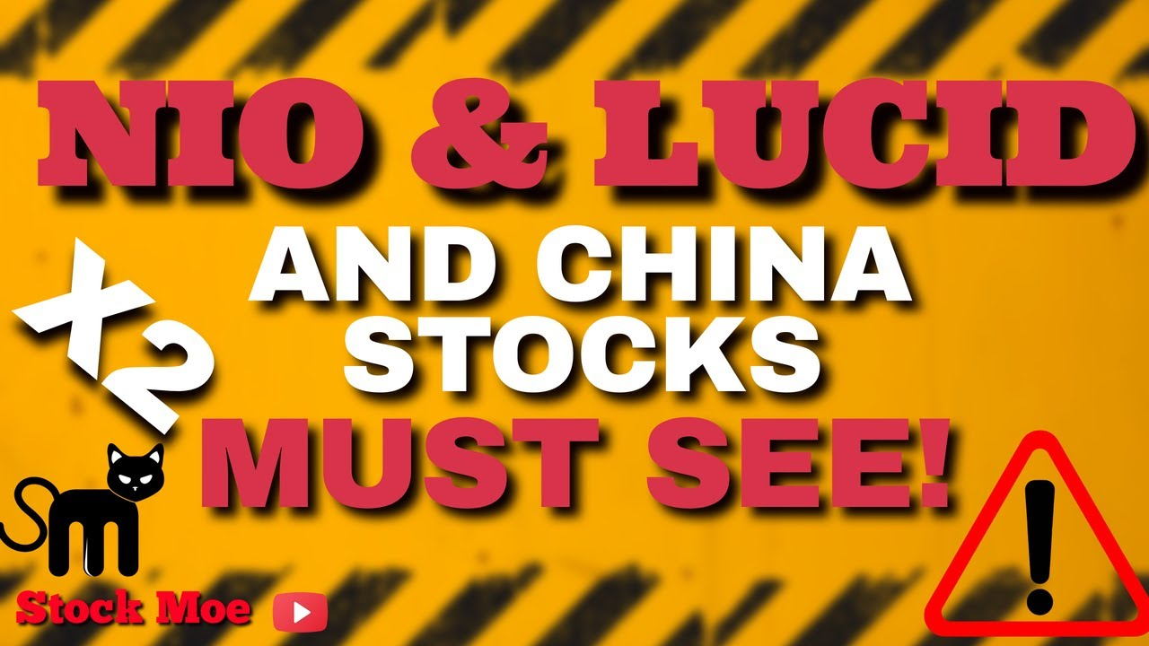THESE STOCKS SHOULD DOUBLE - I AM BUYING THESE STOCKS TODAY With MY HUGE CHINA TURMOIL TAKE ON IT