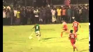 Nepal U23 Vs Bangladesh U23 2nd friendly match played in Sylhet.  Source   Channel S