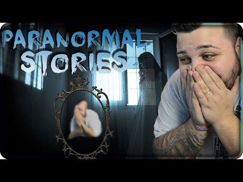 RIFLESSI NEGLI SPECCHI !!! [Paranormal Stories]