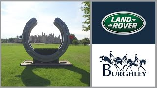 Land Rover Burghley Horse Trials 2015 Coursewalk - Fast Route