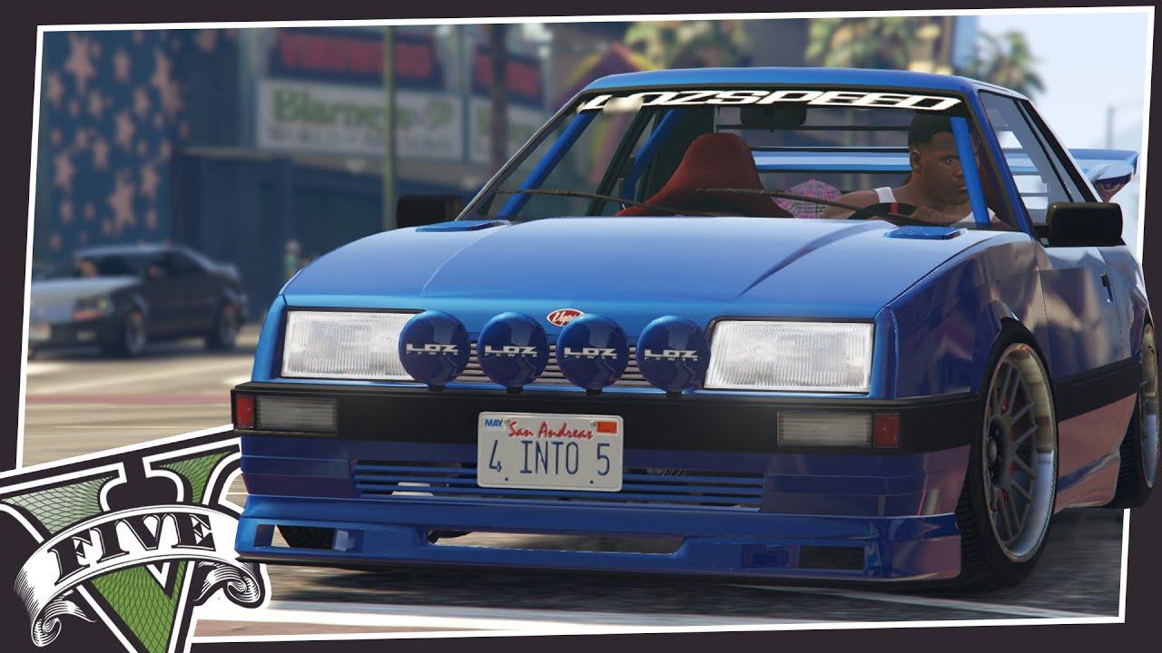 70 CARS FROM GTA 4 IN GTA 5!