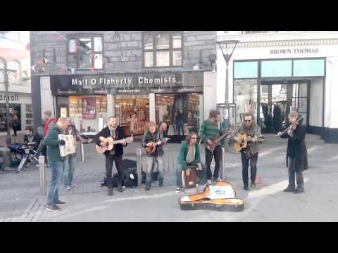 Galway Street band