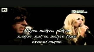 The Pretty Reckless-Zombie acoustic (magyar felirattal)
