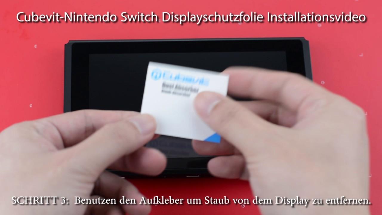 Bedienungsanleitung Nintendo Switch
