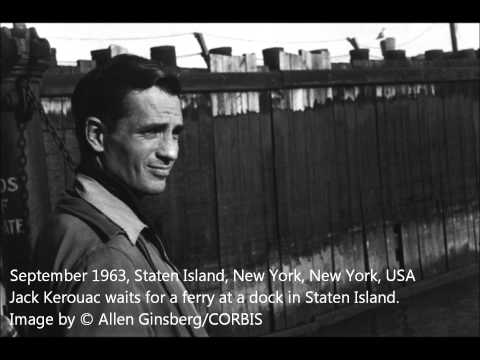Jack Kerouac - On the Road (jack singing)