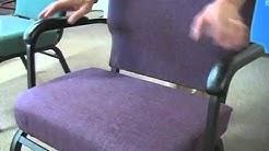 KFI HTB 1040 Guest Seating