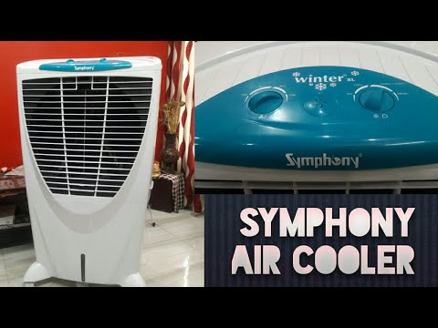 symphony cooler winter xl 80 honest review and demo #indianvlogger naaz