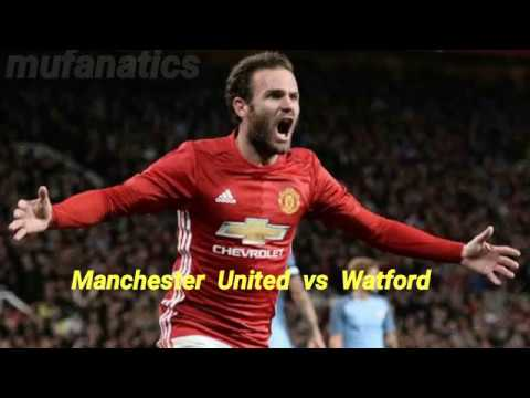 Download Manchester United vs Watford 11 Feb 2- 0 Match Highlights All Goals