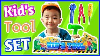 Mainan Alat Perkakas Bermain sambil Belajar Anak Kid 39 s Tool Set