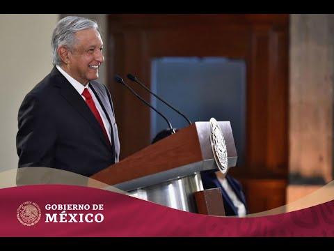#ConferenciaPresidente |Miércoles 3 de abril de 2019