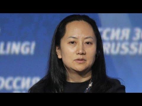 中国ファーウェイ副会長兼CFOが逮捕、イランに製品を違法輸出した疑い