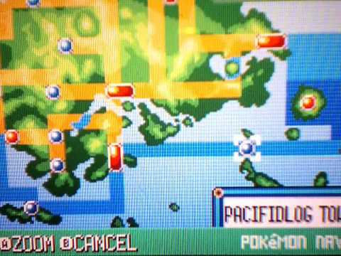 Pokemon Emerald Walkthrough Part 59 Path To The Sky