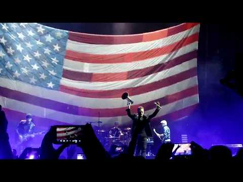 U2 Get Out of Your Own Way / American Soul Tulsa 5-2-2018