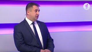 Сергей Карюк - о праздновании Дня города Днестровска / Утренний эфир