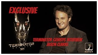 Terminator Genisys Interview w/ Jason Clarke