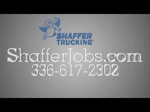 Truck Driving Jobs North Carolina | 336-617-2302 | Shaffer Trucking
