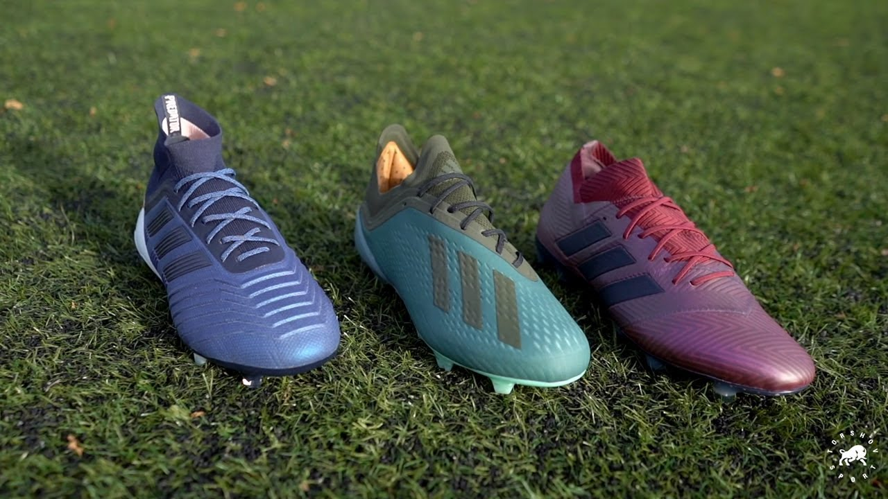 adidas lanserer Cold Mode Pack | Fotballsko for vintersesongen