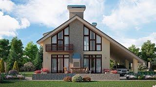 Реально красивые частные дома Архитектура домов(Функциональность и долговечность дома не в последнюю очередь зависит и от его архитектуры. Мы хотим иметь..., 2016-01-29T09:40:15.000Z)