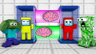 Monster School - Herobrine Love Curse Challenge - Best Minecraft Animation lớp học quái vật