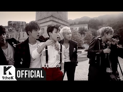 Клип BTS - War of Hormone