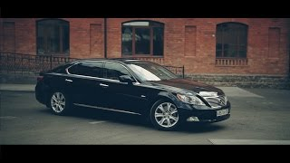 видео Тест-драйв Lexus LS 500 2018 года – максимально доступный премиум-класс