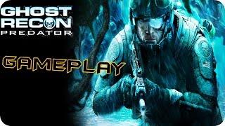 Ghost Recon Predator - PSP - Gameplay / Review - Los Fantasmas de Clancy