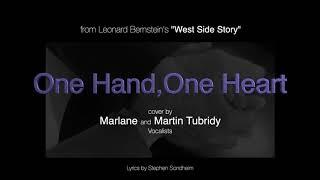 """One Hand One Heart"" Husband& wife team, Marlane & Martin Tubridy vocalists. #MusicbyMarlane"