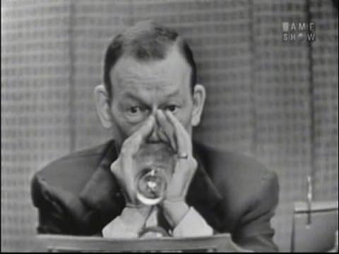 What's My Line?  Fred Allen Jul 17, 1955