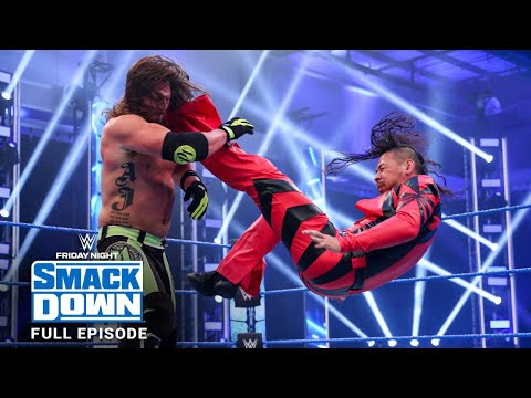 WWE SmackDown Full Episode, 22 May 2020