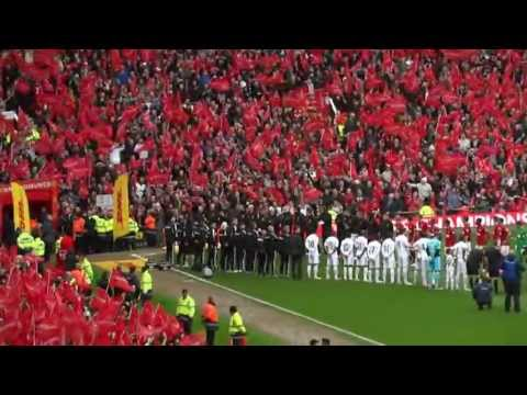 Sir Alex Ferguson's last game at Old Trafford - Sunday 12/05/2013