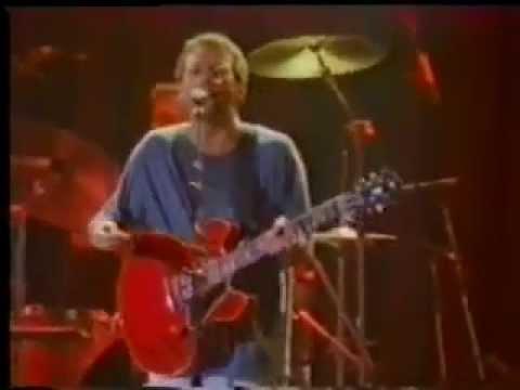 Eric Clapton - I'm Tore Down Live