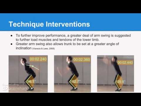 Biomechanics Vertical Jump Presentation