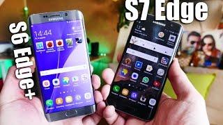 Samsung Galaxy S7 Edge или S6 Edge+