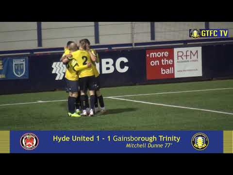 Hyde Gainsborough Goals And Highlights