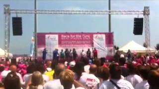 Race for the cure BARI 2014 - Premiazione donne