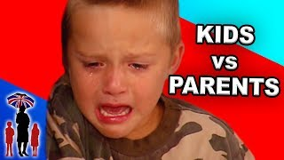 2 Hours Needed for Kid to Finally Stay in Time Out | Angry Kids | Supernanny