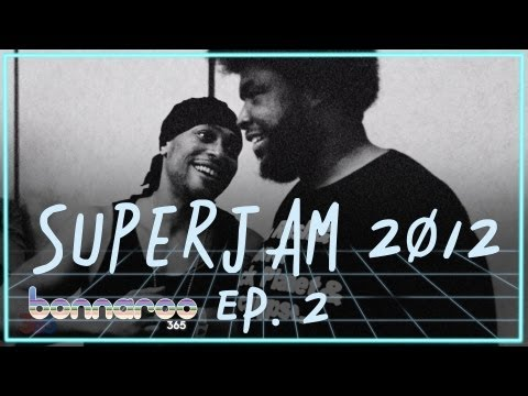 Questlove and D'Angelo SuperJam | Ep.2: Getting The Band Back Together | Bonnaroo365