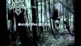 Xathrites - Suicide Was My End ( Depressive Black Metal )