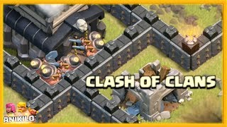 UNA GUERRA CONTRA CLASH OF CLANS - EL CLAN DEFINITIVO xD