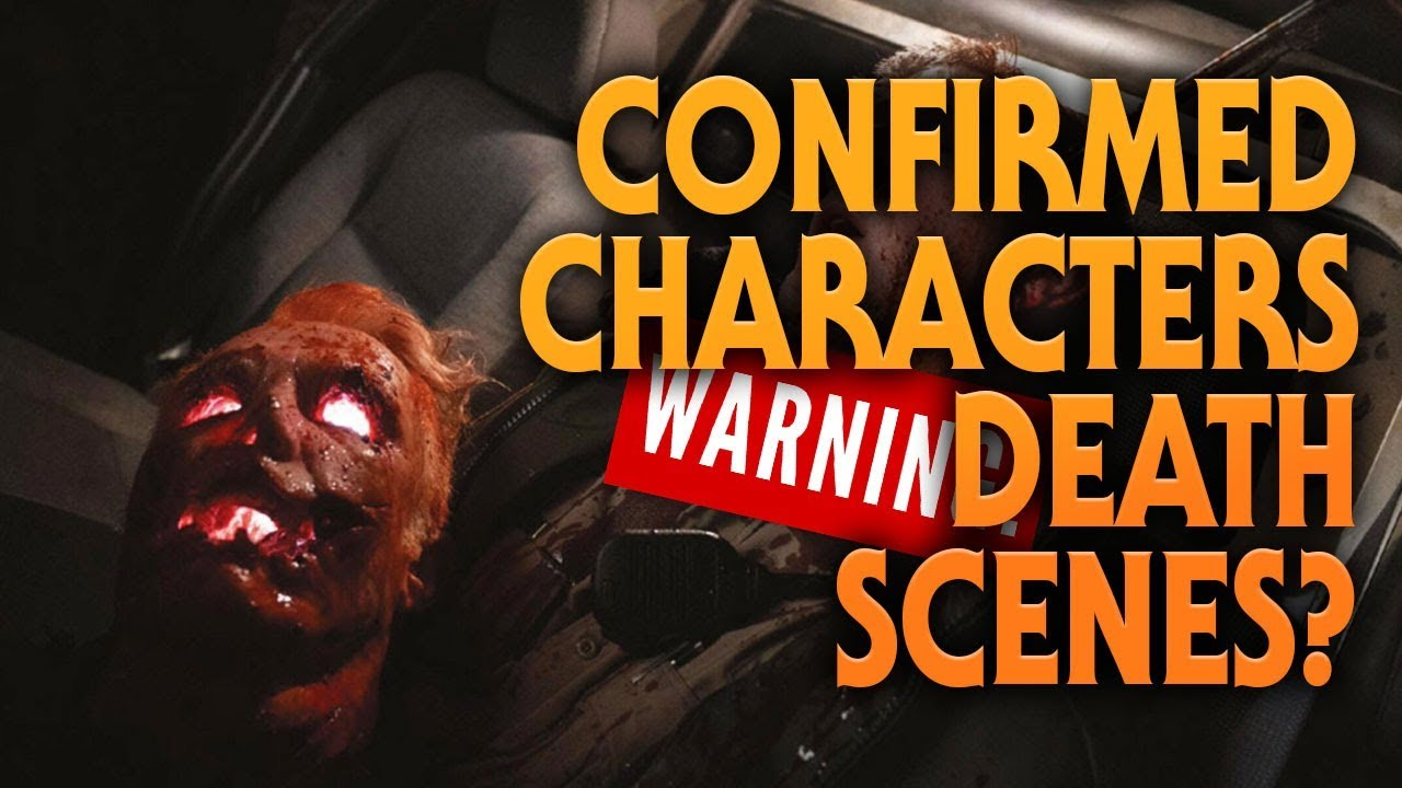 Halloween (2018) Characters Identified in Spoiler Images? | Possible Spoilers!