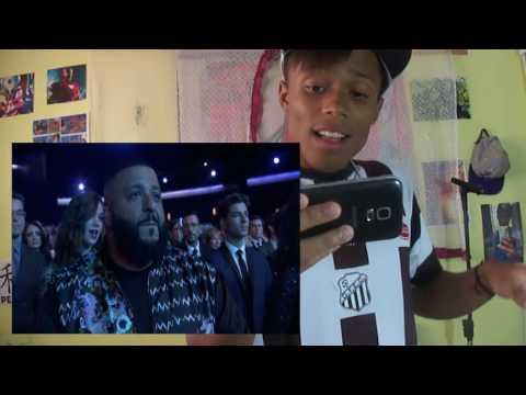 REACTION #1 Bruno Mars 24K Magic [American Music...