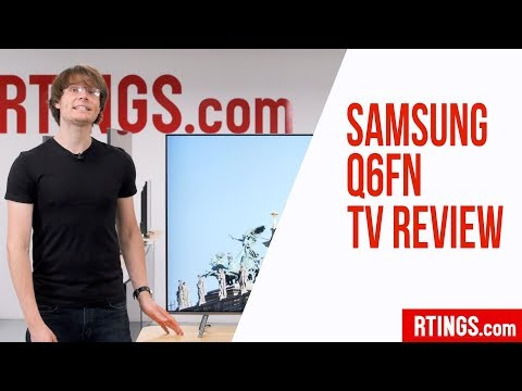 Samsung QLED Q6FN TV Review - RTINGS com - YouTube