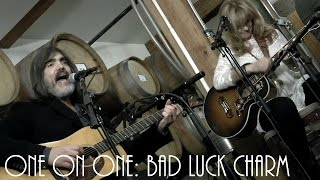 ONE ON ONE: Larry Campbell & Teresa Williams - Bad Luck Charm 1/4/15 City Winery New York