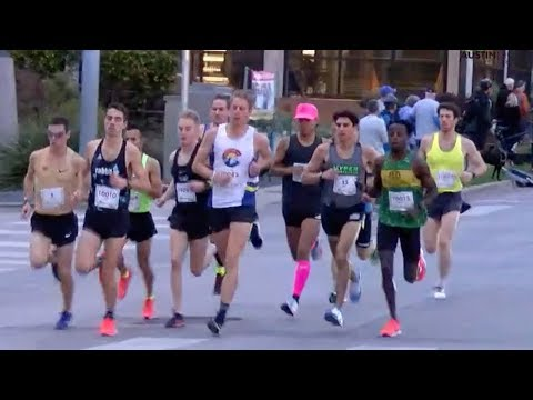 2019 Austin Marathon Full Replay