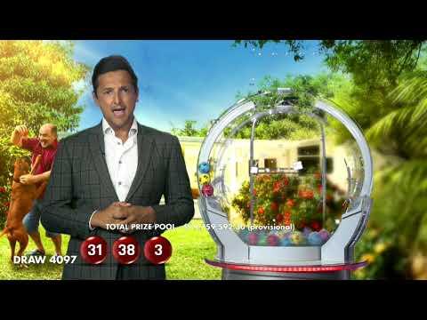 Saturday Lotto Results Draw 4097 | Saturday, 24 October 2020 | The Lott