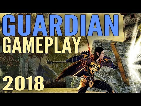 LOTRO Guardian Gameplay 2018 – Lord of the Rings Online Mordor