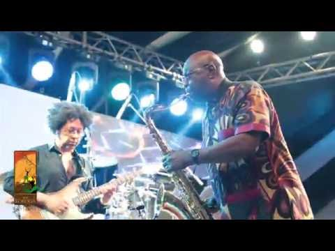 Manu Dibango performs Big Blow Live at The Koroga Festival