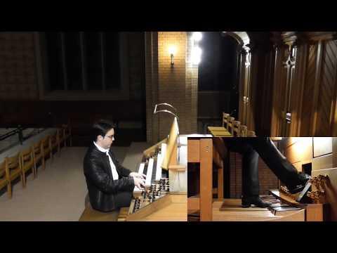 "Louis Vierne: ""Final"" (1. Symphonie op. 14)"