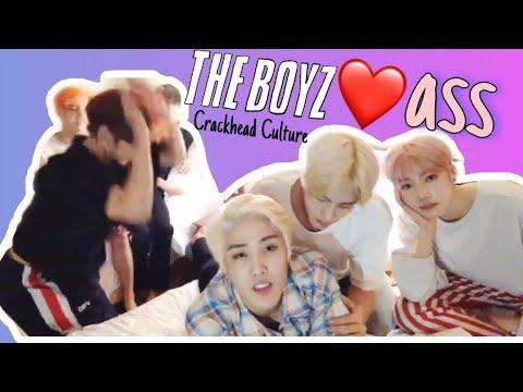 The Boyz Crackhead Contribution | 더보이즈
